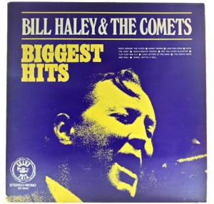 Bill Haley & The Comets - Biggest Hits 1968 SWEDEN