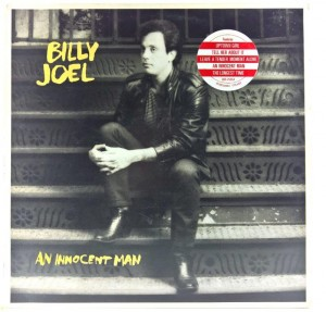 Billy Joel - An Innocent Man 1983 UK Promo