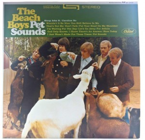 Beach Boys - Pet Sounds 180g Anniversary Edition