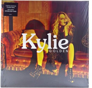 Kylie Minogue - Golden Limited Ed. Clear Vinyl