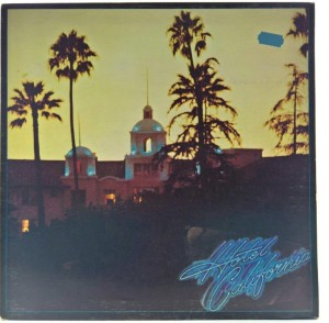 Eagles - Hotel California 1976 UK