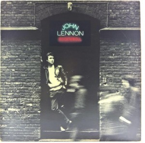 John Lennon - Rock 'N' Roll 1975 UK