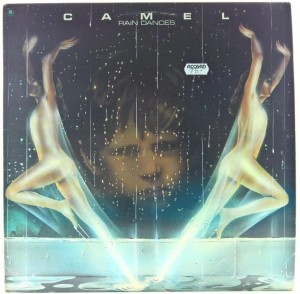 Camel - Rain Dances 1977 UK