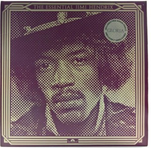 "Jimi Hendrix - The Essential Jimi Hendrix 2LP + 7"" 1978 UK"
