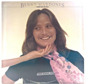 Benny Mardones - Thank God For Girls