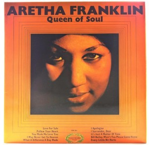 Aretha Franklin - Queen Of Soul 1968 UK