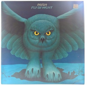 Rush - Fly By Night 1983 UK
