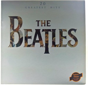 Beatles - 20 Greatest Hits 1982 SPAIN