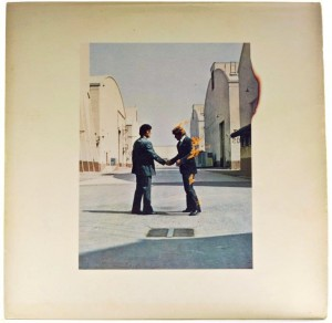 Pink Floyd - Wish You Were Here 1975 UK