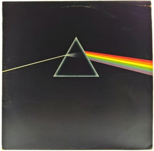 Pink Floyd - The Dark Side Of The Moon 1977 UK, 5th Press
