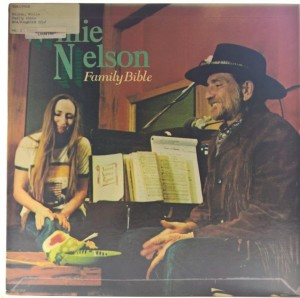 Willie Nelson - Family Bible