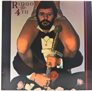 Ringo Starr - Ringo The 4th 1977 SCAN