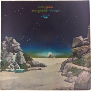 Yes - Tales From Topographic Oceans 1973 UK