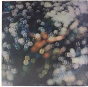 Pink Floyd - Obscured By Clouds 1980 ITALY