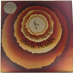 Stevie Wonder - Songs In The Key Of Life 1976 UK
