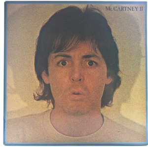 Paul McCartney - McCartney II 1980 SWEDEN
