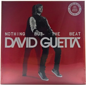 David Guetta - Nothing But The Beat Limited Ed. Red 2LP