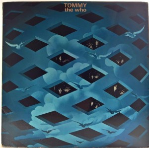 Who - Tommy 1969 UK 1 PRESS Limited Ed. Num.
