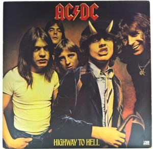 AC/DC - Highway To Hell 1979 GER