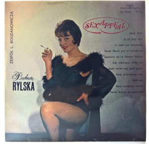 Barbara Rylska - Sex Appeal 1 PRESS Laminated