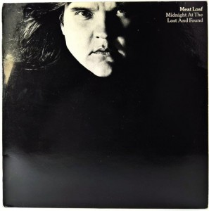 Meat Loaf - Midnight At The Lost And Found 1983 UK