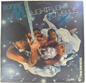Boney M. - Nightflight To Venus 1978 YUGO