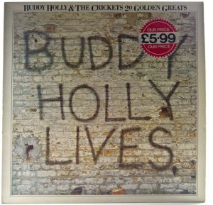 Buddy Holly & The Crickets - 20 Golden Greats