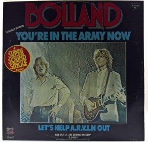 Bolland - You're In The Army Now