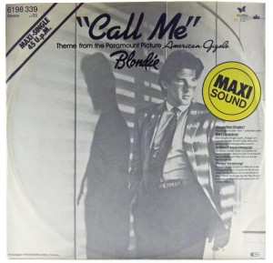 Blondie - Call Me 1980 GER
