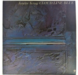 Karin Krog - Cloud Line Blue
