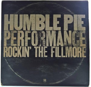 Humble Pie - Performance: Rockin' The Filmore 1971 UK