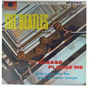 Beatles - Please Please Me 2012 180g