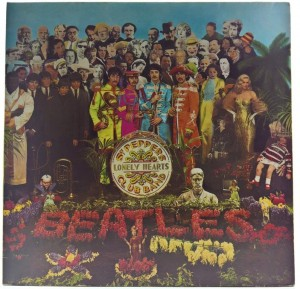 Beatles - Sgt. Pepper's Lonely Hearts Club Band 1977 GER