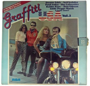 Graffiti USA, Vol. 2 - 32 Original Oldies From RCA Records