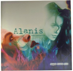 Alanis Morissette - Jagged Little Pill 180g