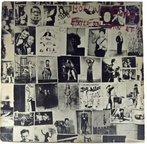 Rolling Stones - Exile On Main St. 1972 GER