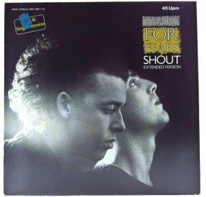 Tears For Fears - Shout (Extended Version)