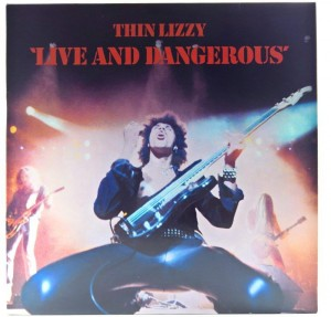 Thin Lizzy - Live And Dangerous  1978 HOL