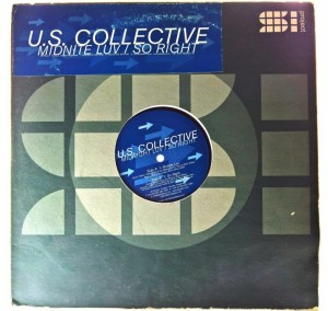 U.S. Collective - Midnight Luv / So Right