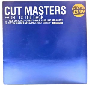 Cut Masters - Front To The Back