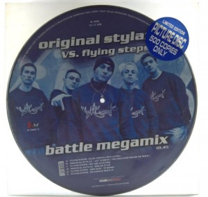 Original Stylaz vs. Flying Steps - Battle Megamix
