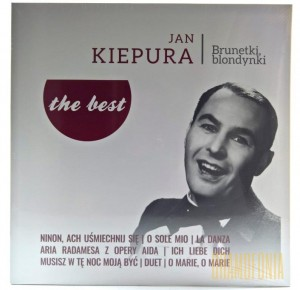 Jan Kiepura - The Best - Jan Kiepura - Brunetki, Blondynki