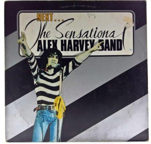 Sensational Alex Harvey Band - Next 1984 GER
