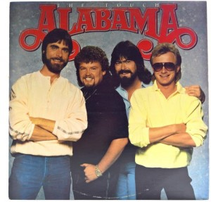 Alabama - The Touch 1986 US