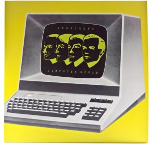 Kraftwerk - Computer World + Booklet 2009