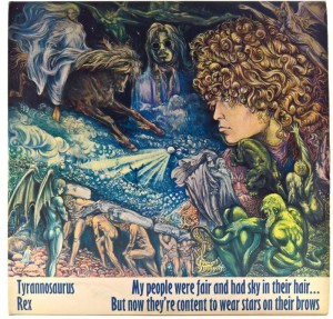 Tyrannosaurus Rex (T-Rex) - Prophets, Seers & Sages... / My People Were Fair...