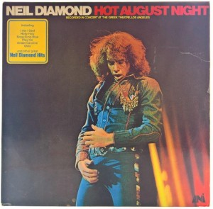 Neil Diamond - Hot August Night 1973 GER