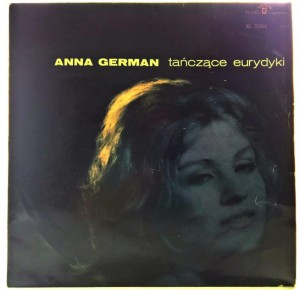 Anna German - Tańczące Eurydyki 1966 1 PRESS