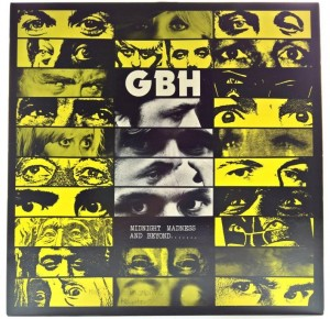 G.B.H - Midnight Madness And Beyond.......1986 UK