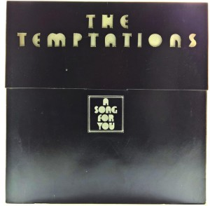 Temptations - A Song For You 1975 INDIA